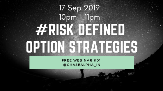 Risk Defined Option Strategies