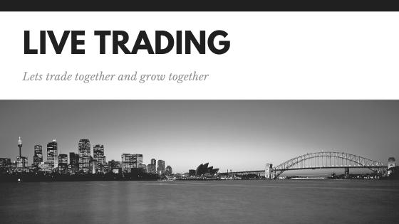 Live Trading Webinar